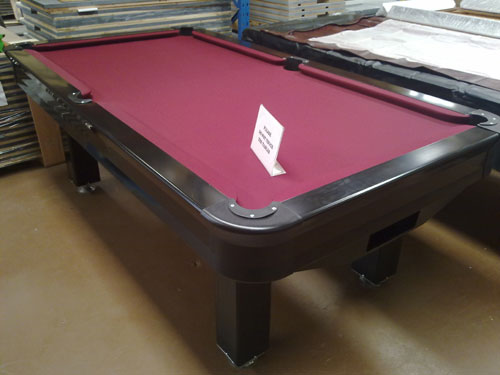 Pool table melbourne